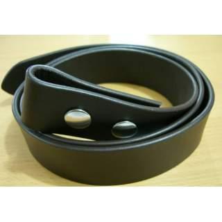 """36.5mm NZ Made Brown Leather Belt 40-44"""" =102 -112cm Waist"""